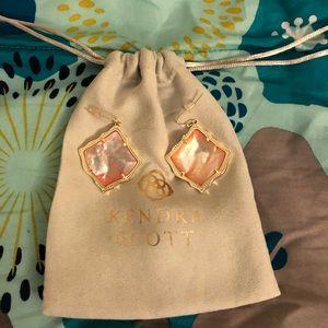 Kendra Scott Kirsten Golden Drop Earrings